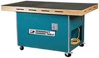 "Dynabrade 64699 33"" (84 cm) W x 60"" (152 cm) L Downdraft Sanding Table"